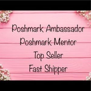 Other - Congratulations to Me a Posh Ambassador. I'm Pat💕